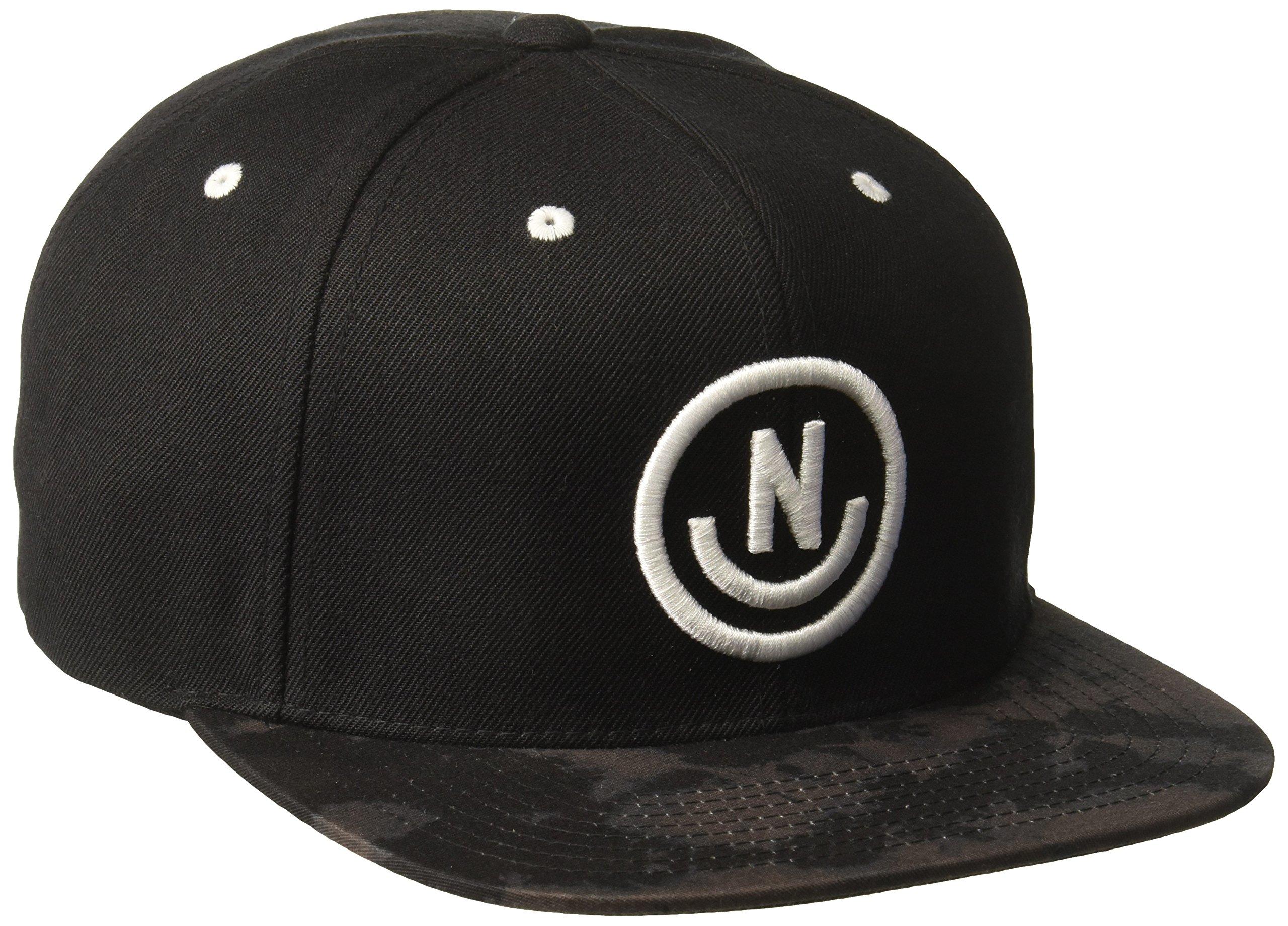 NEFF Men's Daily Cap, Black Wash, One Size