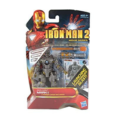 Iron Man 2 Movie Figure Iron Man Mark I: Toys & Games