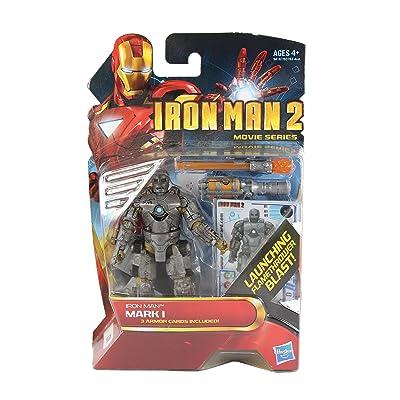 Iron Man 2 Movie Figure Iron Man Mark I: Toys & Games