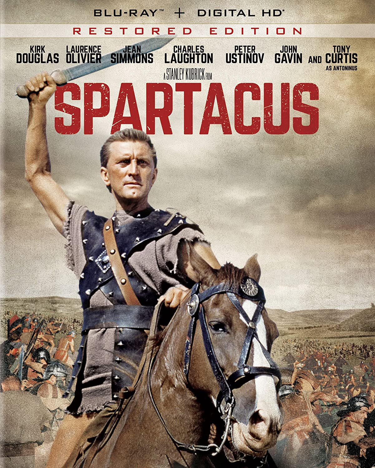 Spartacus by Amazon