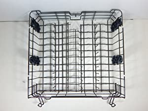 GE Dishwasher WD28X10352 Upper Dishrack Assembly