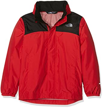 c31528c97 The North Face Kids Boys' Resolve Reflective Jacket (Little Big Kids), TNF  Red, XL (18-20