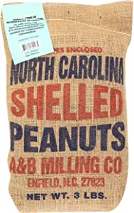 Aunt Rubys, Peanuts Raw Shelled, 48 Ounce