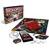 Hasbro Monopoly E1871100 Monopoly Mogeln und Mauscheln, Familienspiel, Bunt