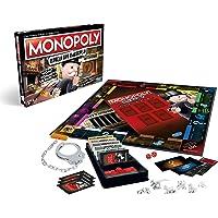 Hasbro Gaming E1871100 - Monopoly Mogeln und Mauscheln Familienspiel