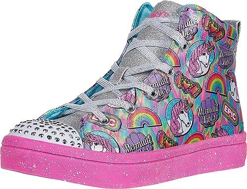 Skechers - Girls TWI-Lites - Unicorn