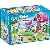 Playmobil - 6055 - Centre de soins pour licornes