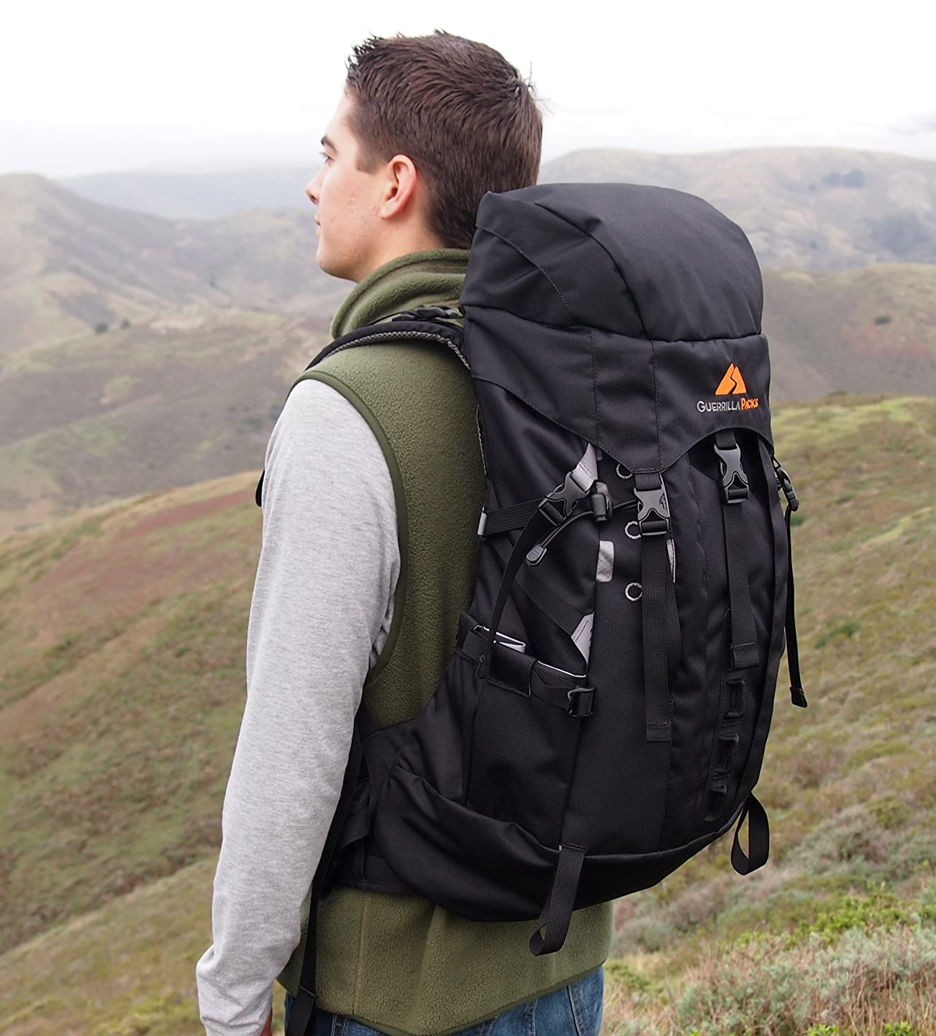 Best 50L Backpack | Crazy Backpacks
