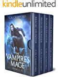 The Vampire's Mage Complete Boxed Set: Demons of Fire and Night Novels