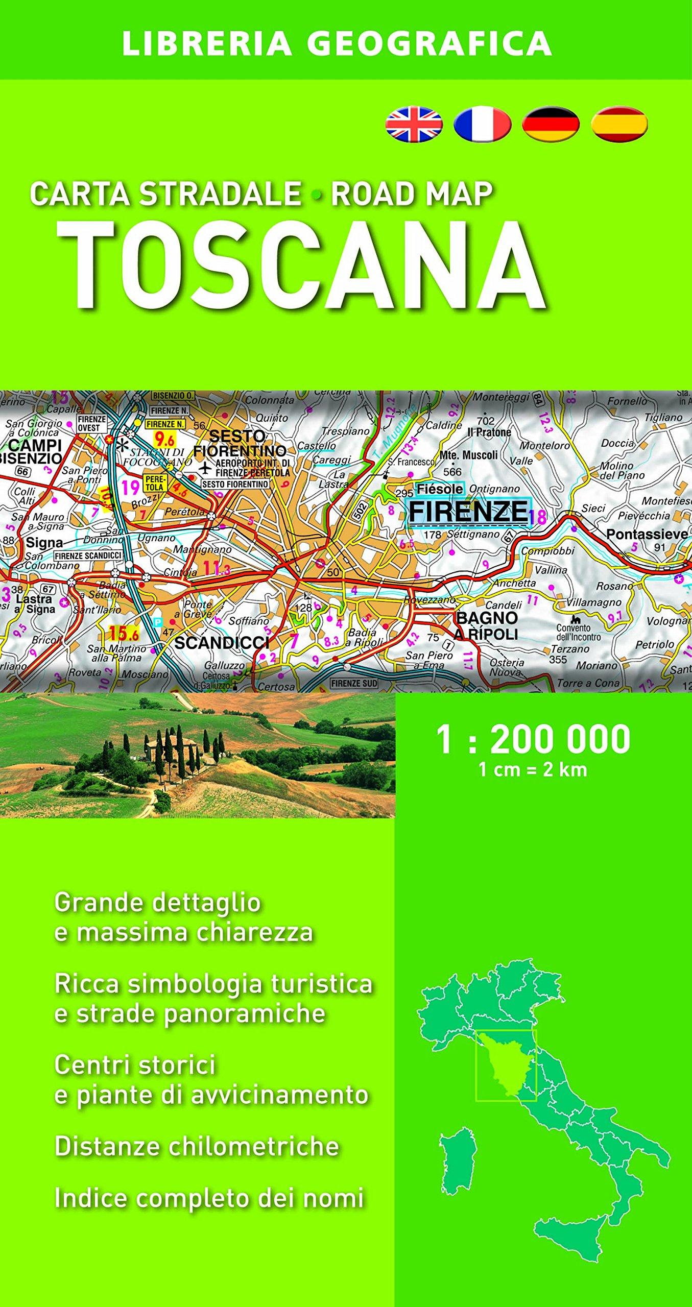 Tuscany Road Map pdf