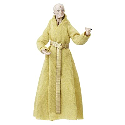 Star Wars The Black Series Episode 8 Supreme Leader Snoke: Hasbro: Toys & Games