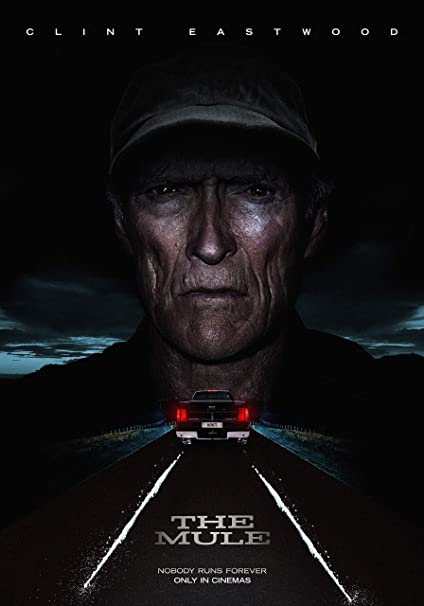 Image result for the mule poster