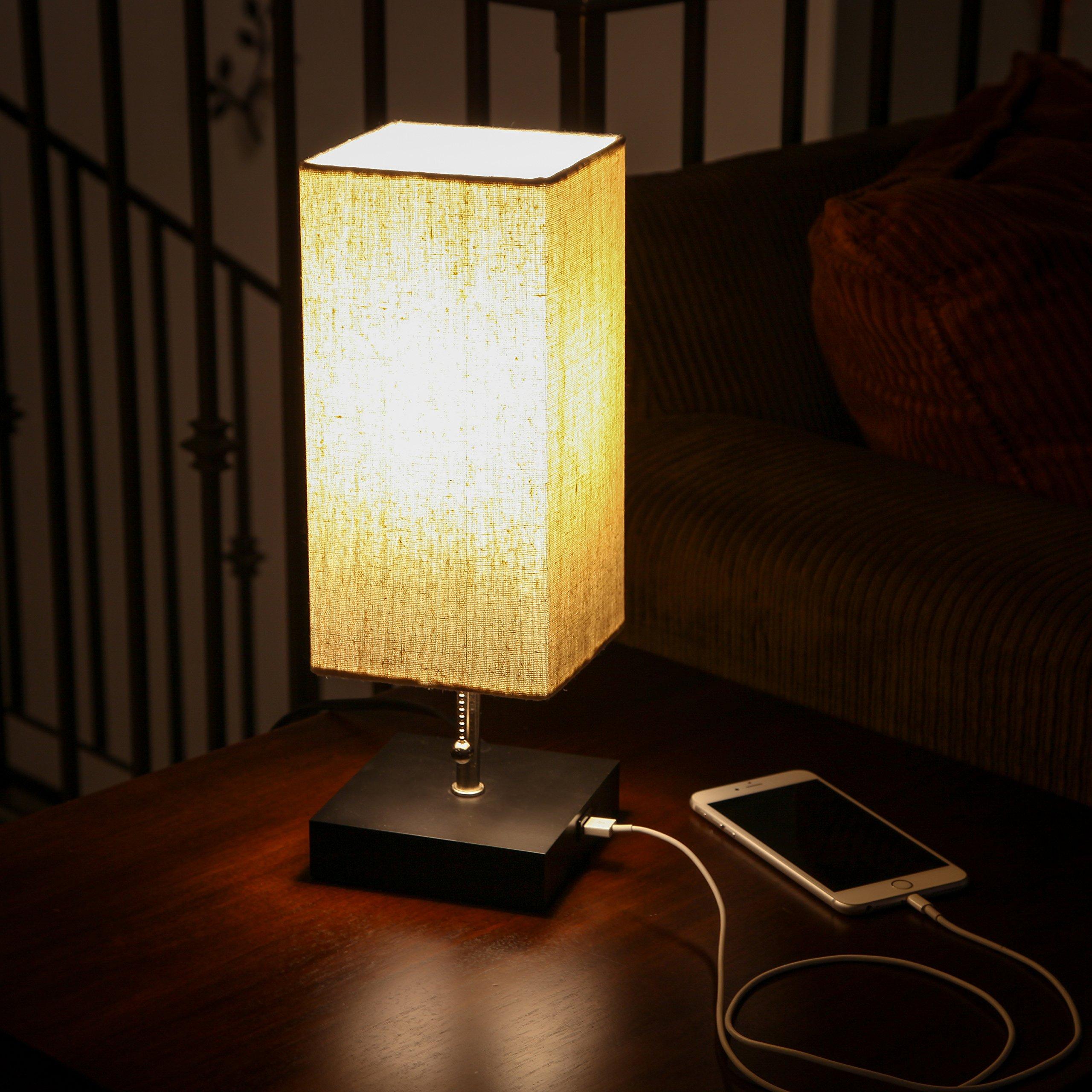 Galleon Brightech Grace Usb Table Amp Desk Lamp Soft