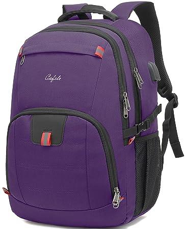 Amazon.com: Mochila para ordenador portátil, bolsa de viaje ...