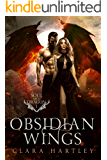 Obsidian Wings (Soul of a Dragon Book 1)