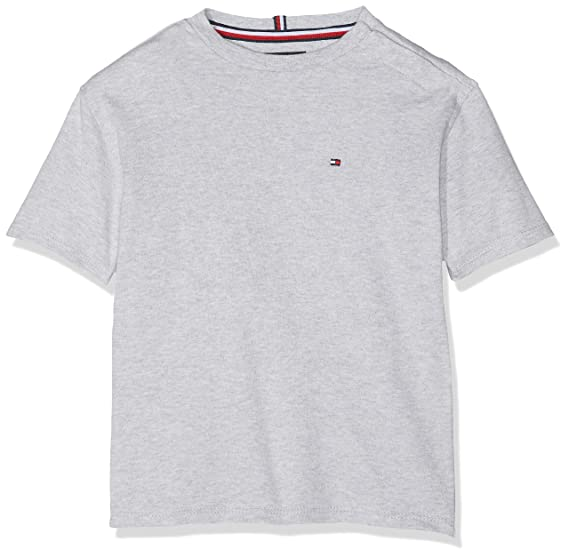 Tommy Hilfiger Baby-Jungen Boxy Back Print Tee S//S T-Shirt