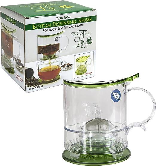 Vaso dosificador Cuppa plástico verde