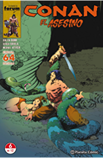 Conan El asesino nº 05/06 eBook: Cullen Bunn, Sergio ...