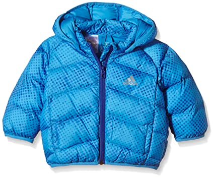 Adidas Bambini Giacca Piumino Synthetic Down Jacket  Amazon.it ... 29ae48b3cce