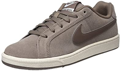 Nike Womens Court Royale Suede Gymnastics Shoes