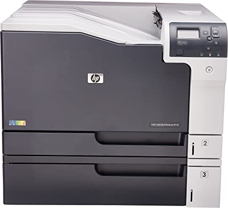 Amazon.com: HP Color LaserJet Enterprise M750 N Impresora ...