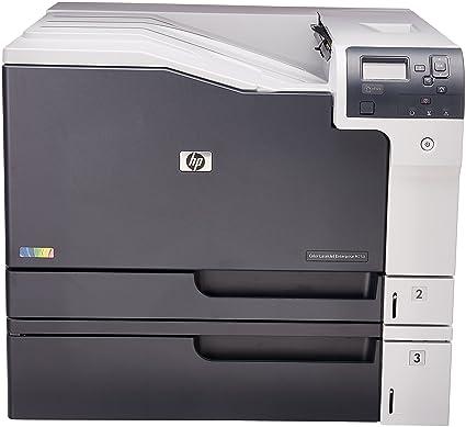 HP LaserJet M750n - Impresora láser (600 x 600 DPI, 120000 ...