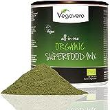 BIO Superfood Mix | 200g | Schadstoff-geprüft | 17 Superfoods | OHNE Zusatzstoffe | Vegan | Vegavero: from Nature - with Passion - for You!