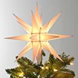 "12"" Moravian Star/Tree Topper"