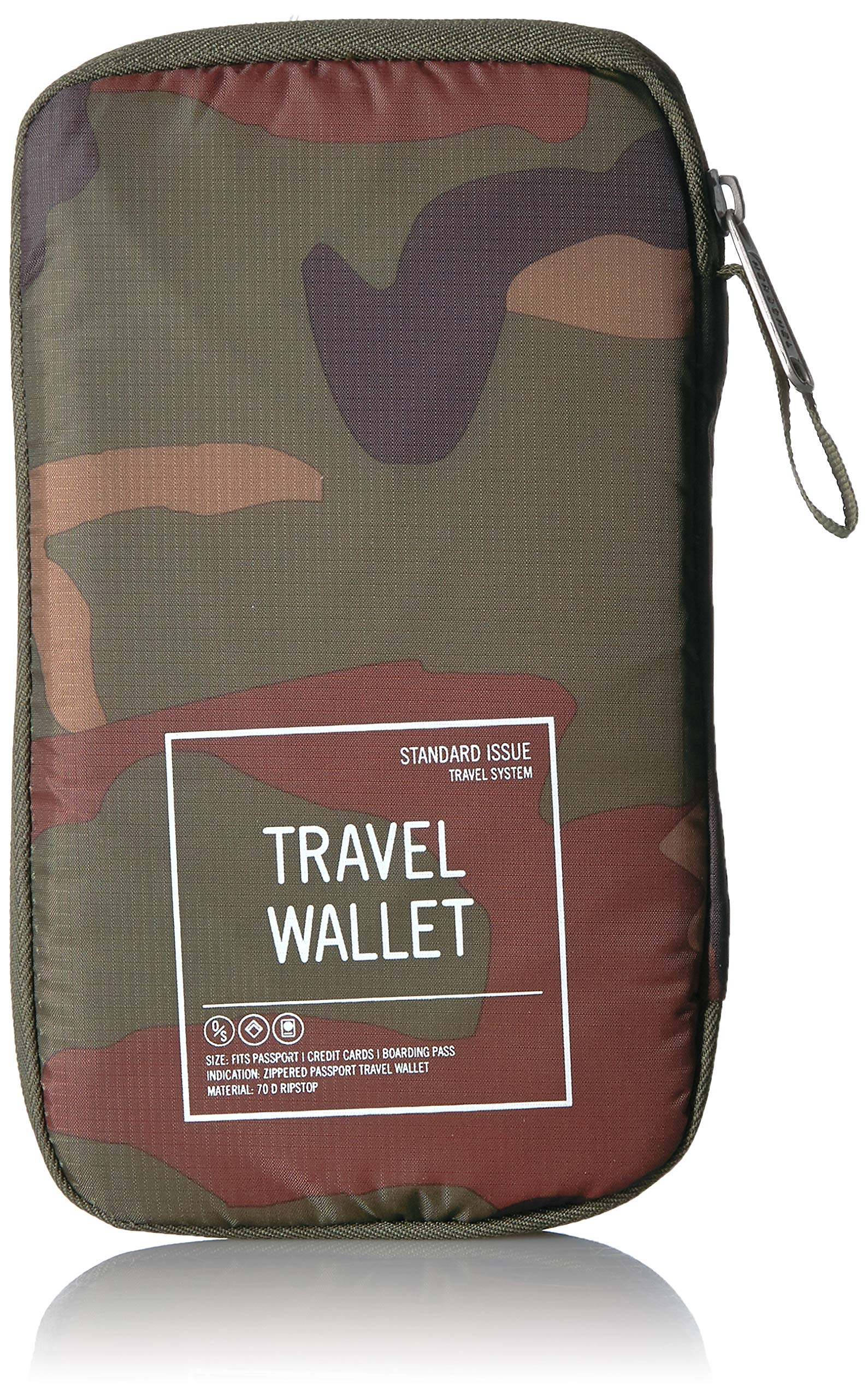 Herschel Travel Wallet, Woodland Camo by Herschel