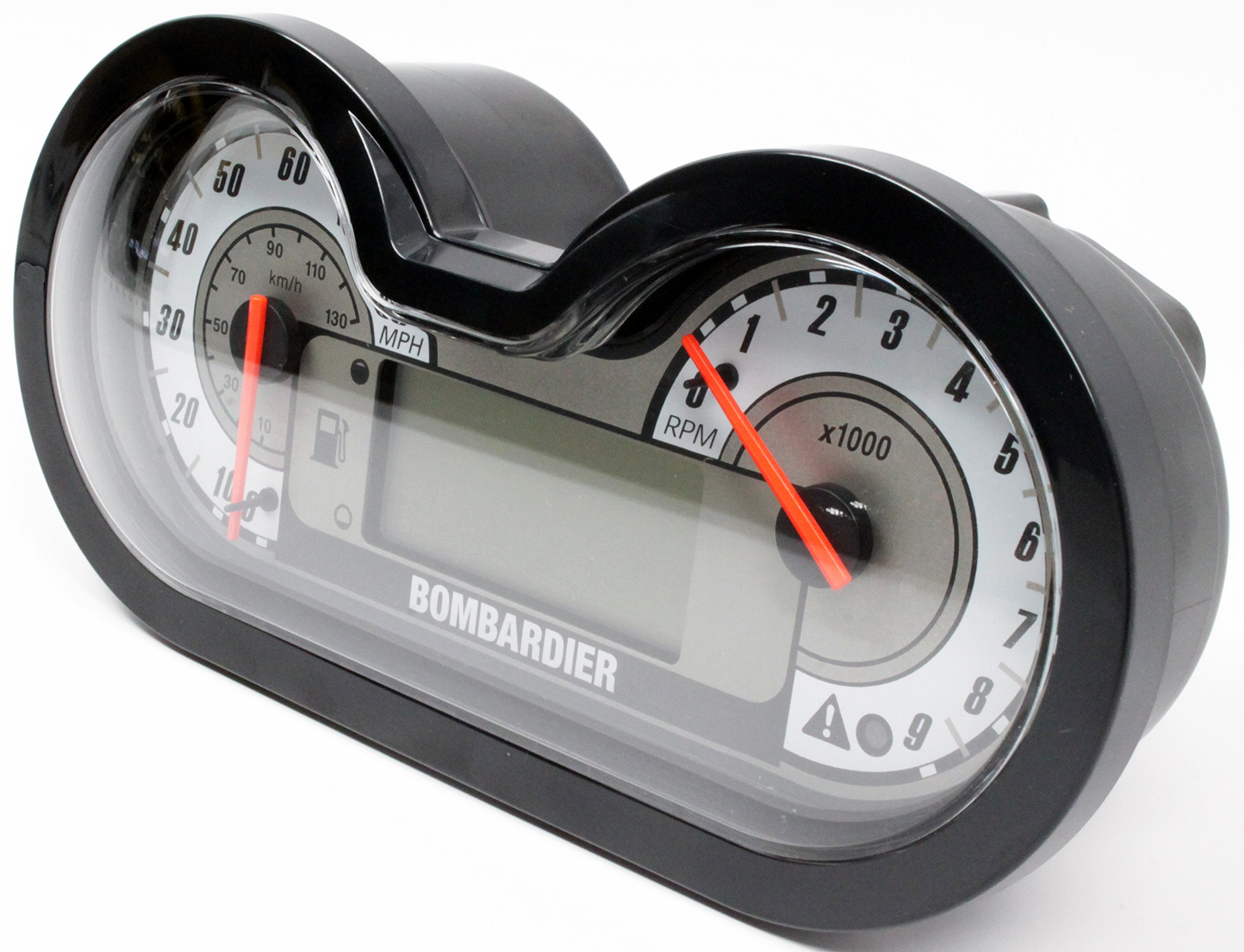 Sea Doo 2002 2003 2004 GTX Wake 4-TEC LCD Digital Speedometer Gauge 278001959 New OEM by Sea-Doo
