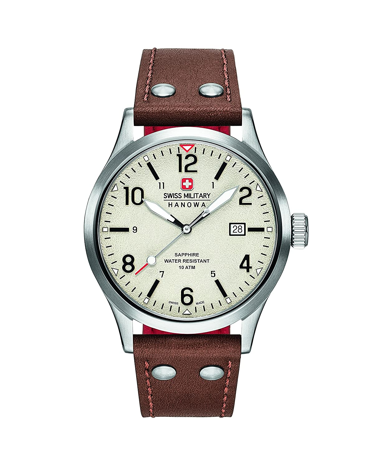 Swiss Military 6-4280.04.002.05 Armbanduhr - 6-4280.04.002.05