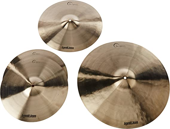 Dream Cymbals IGNCP3 Ignition Cymbal Pack