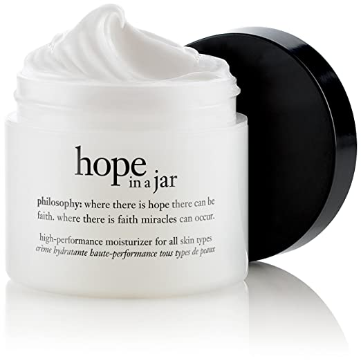 Philosophy Hope in a Jar Moisturizer- 2 oz