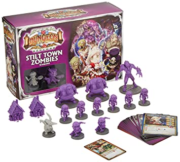 Stilt Town Zombies Warband Game by Ninja Division: Amazon.es ...