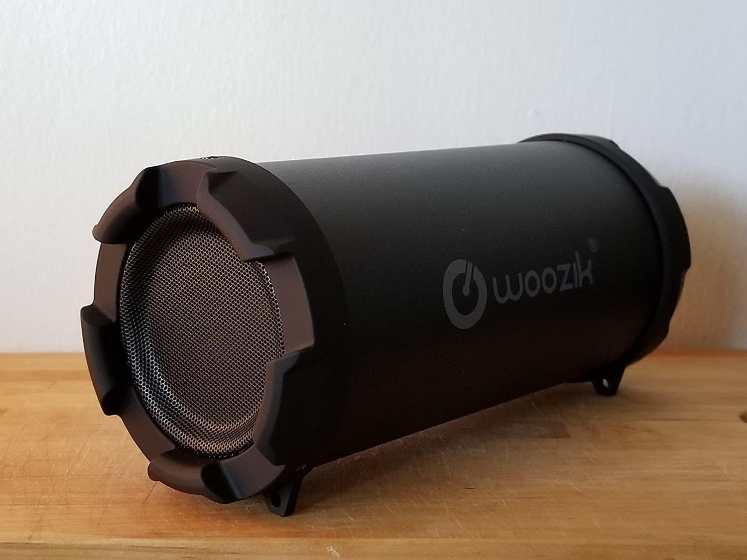Amazon.com: Woozik S213 Wireless Bluetooth Loud Speaker - Outdoor/Indoor Portable Speaker with, FM Radio, SD Card Slot, AUX, Power Bank, and Dual Channel ...