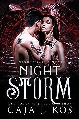 Nightstorm (Nightwraith Book 3) Kindle Edition