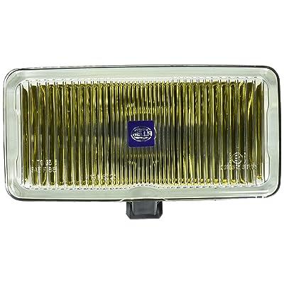 HELLA 005700421 550 FOG LIGHT (AMBER LENS) REF H3 12V SAE/ECE: Automotive