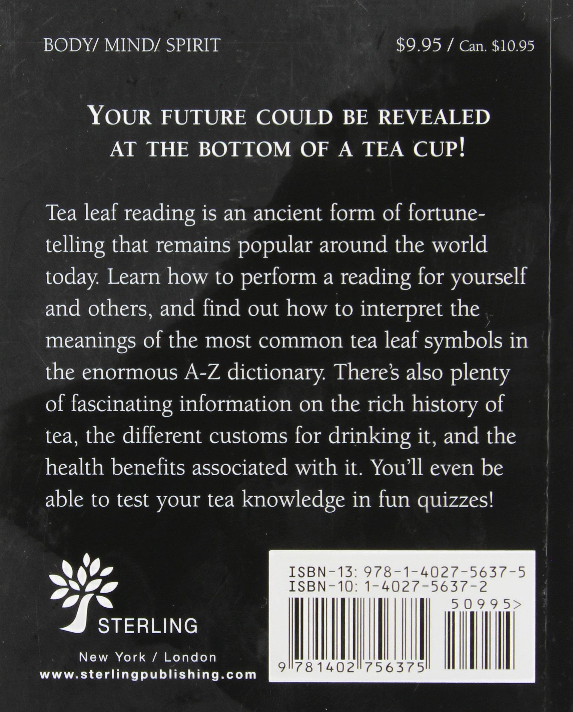 Little Giant Encyclopedia Tea Leaf Reading Jacky Sach Books
