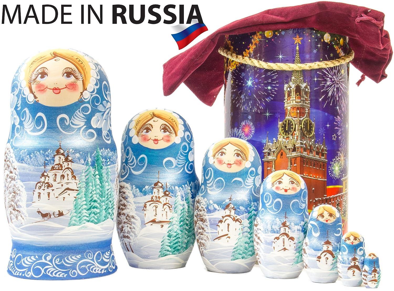 Amazon.com: Russian Nesting Doll - \