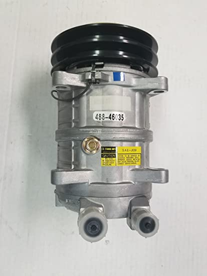Amazon.com: SELTEC 12V 2gr Automotive Air Compressor 488-46035: Automotive