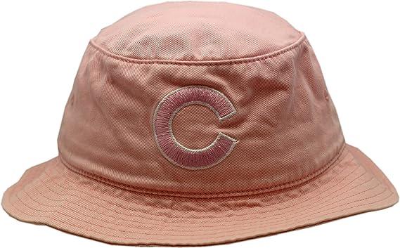 c651ca6f3 Chicago Cubs Ladies Pink American Needle Bucket Hat-5523-5524 (S-M ...