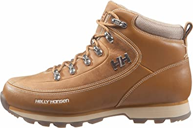 Helly Hansen W The Forester Damen Halbschaft Stiefel, Braun (bone Brown/incense/off 731), 39 1/3 Eu