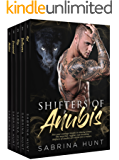 Shifters of Anubis: The Complete Series (5 Books) (English Edition)
