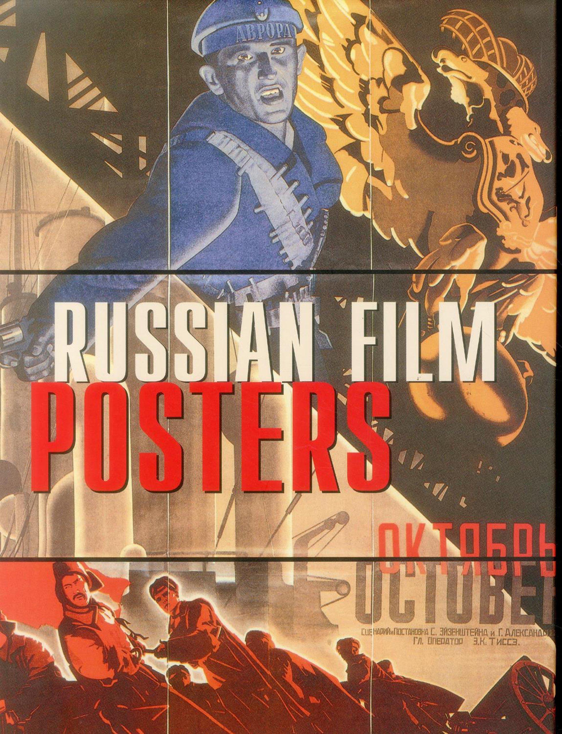 Download Russian Film Posters: 1900-1930 ebook