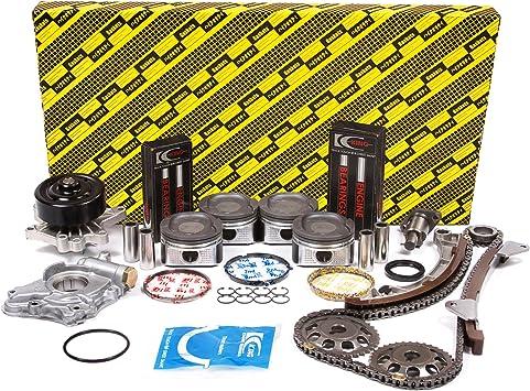98-01 TOYOTA CAMRY 2.2L 5SFE 16V DOHC ENGINE METAL HEAD GASKET *MLS*