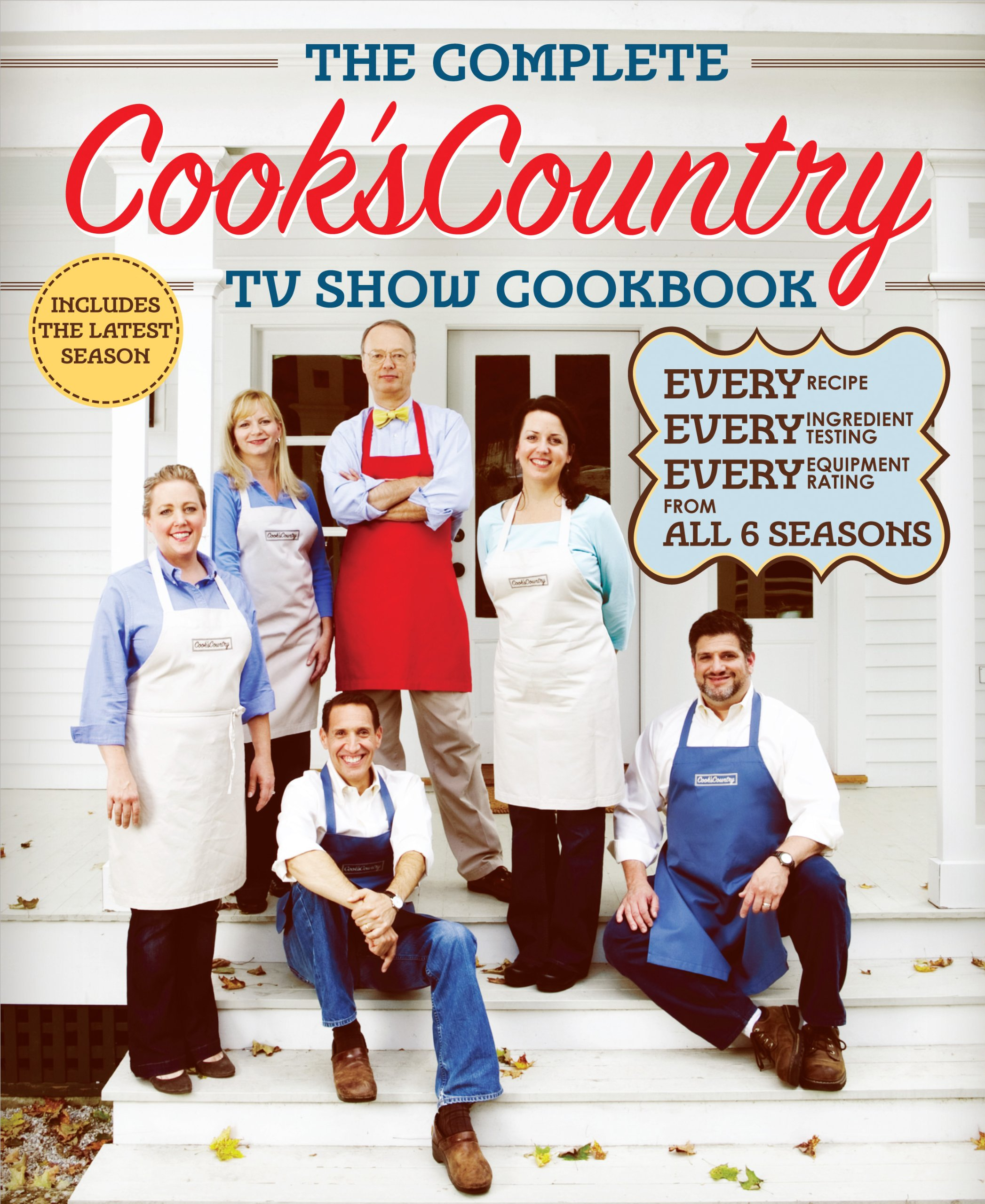 The Complete Cook S Country Tv Show Cookbook Revised Editors At 9781936493531 Com Books