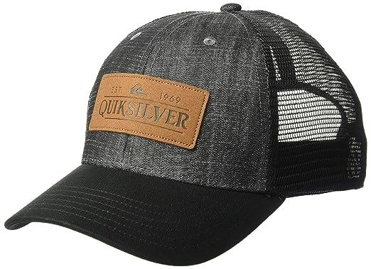 8524bc81334190 Amazon.com: Quiksilver Men's Vine Beater Black 1SZ: Clothing