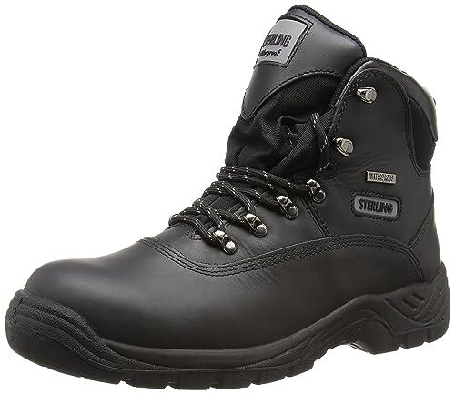 Steel SS812SM Safetywear Botas cuero Sterling SS812SM Sterling de qpEWSpP