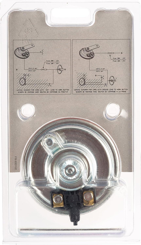Stebel HF80//1 340Hz 12V elektromagnetische Hupe