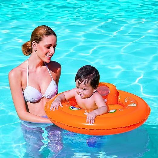 Kinderbadespaß-Spielzeuge Baby Schwimmsitz Disney`s Nemo 0-1 Jahr 69cm günstig kaufen